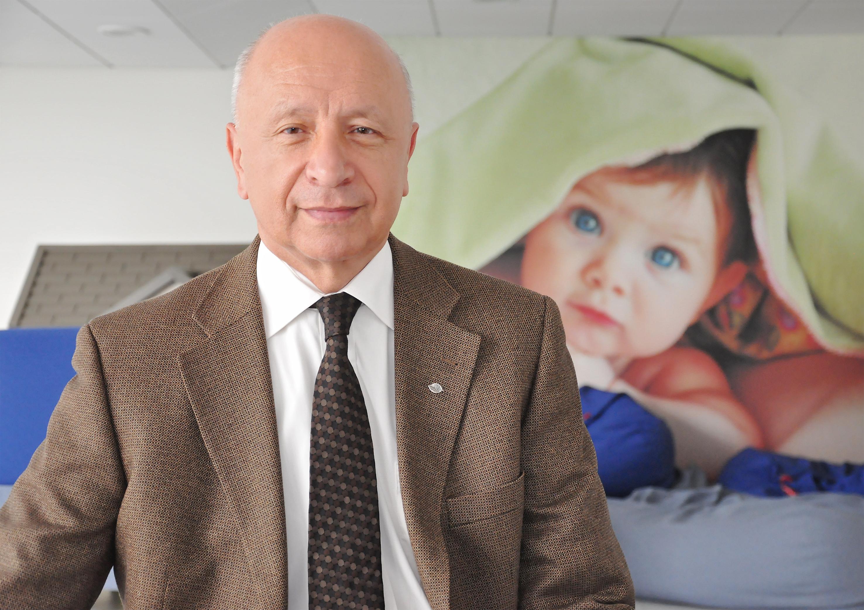 prof. Chazan in vitro