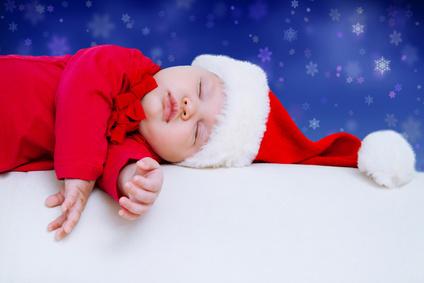 starania o dziecko w święta