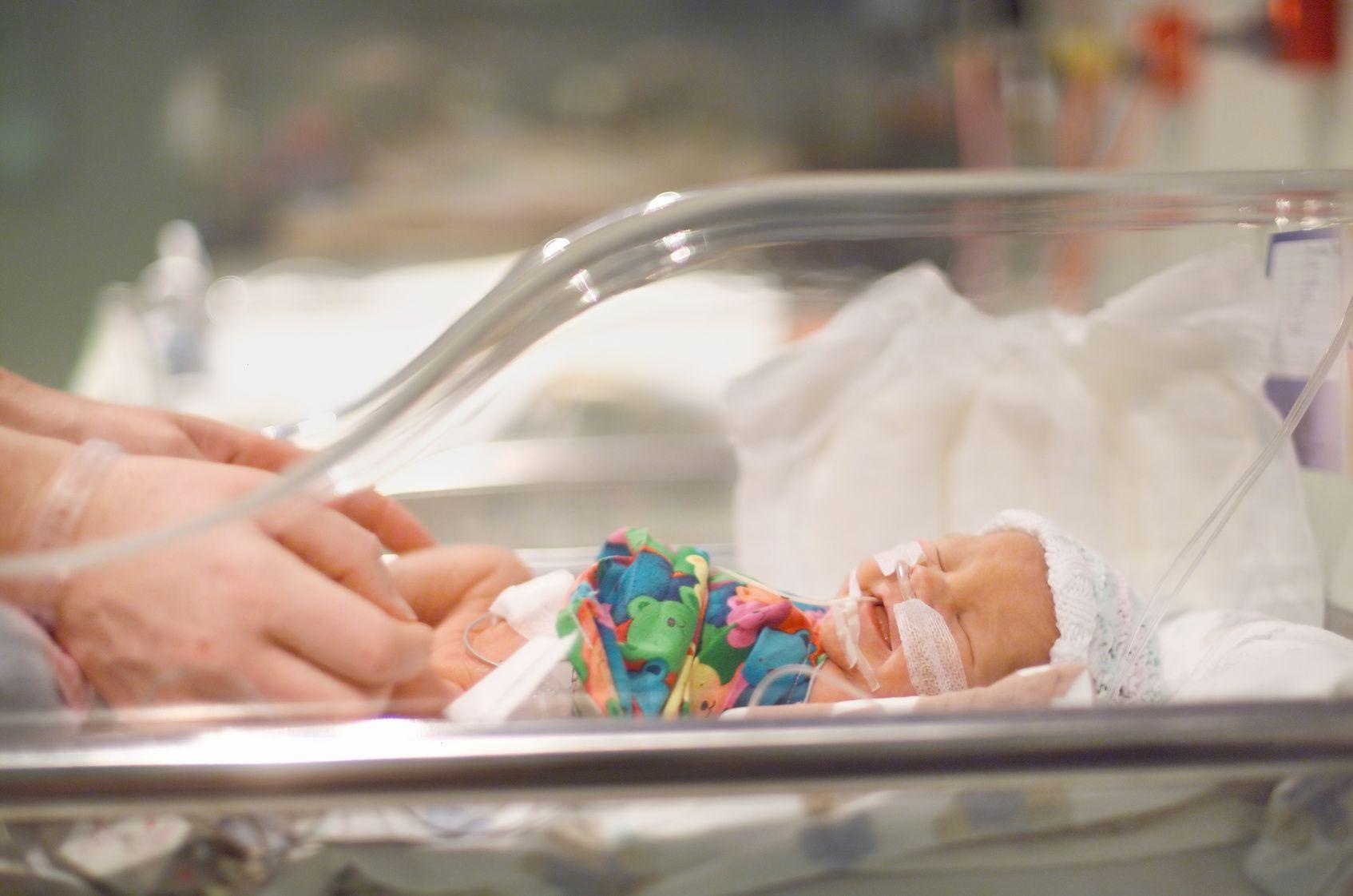 100 dni walki o maleńkie życie