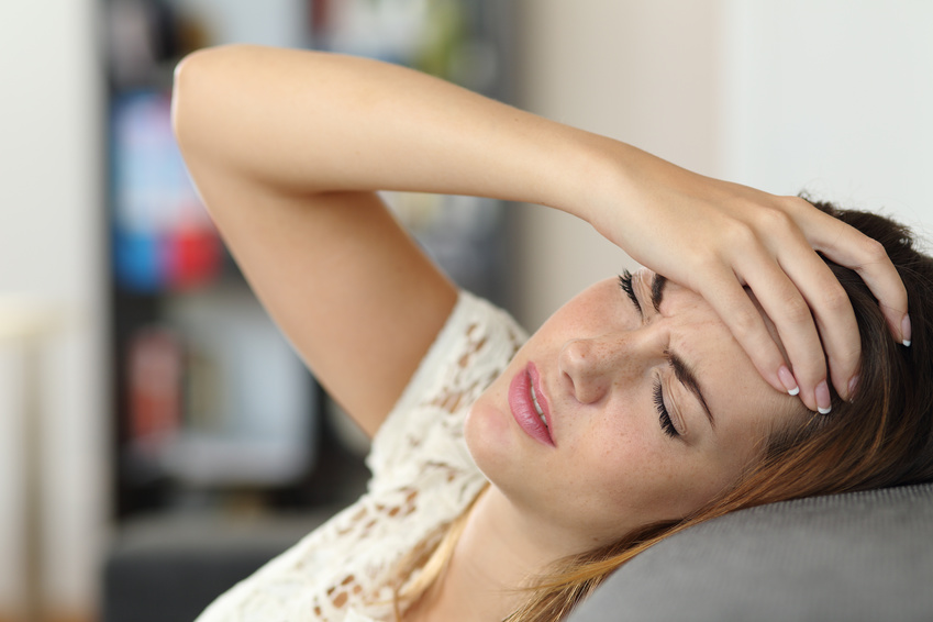 migrena a poziom estrogenów