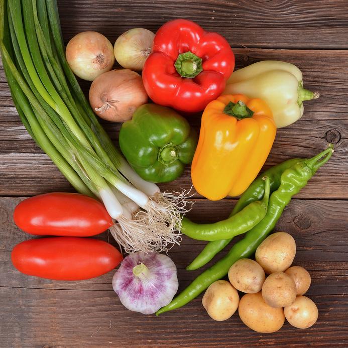płodność warzywa