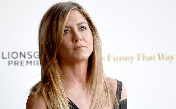 Jennifer Aniston Ciąża