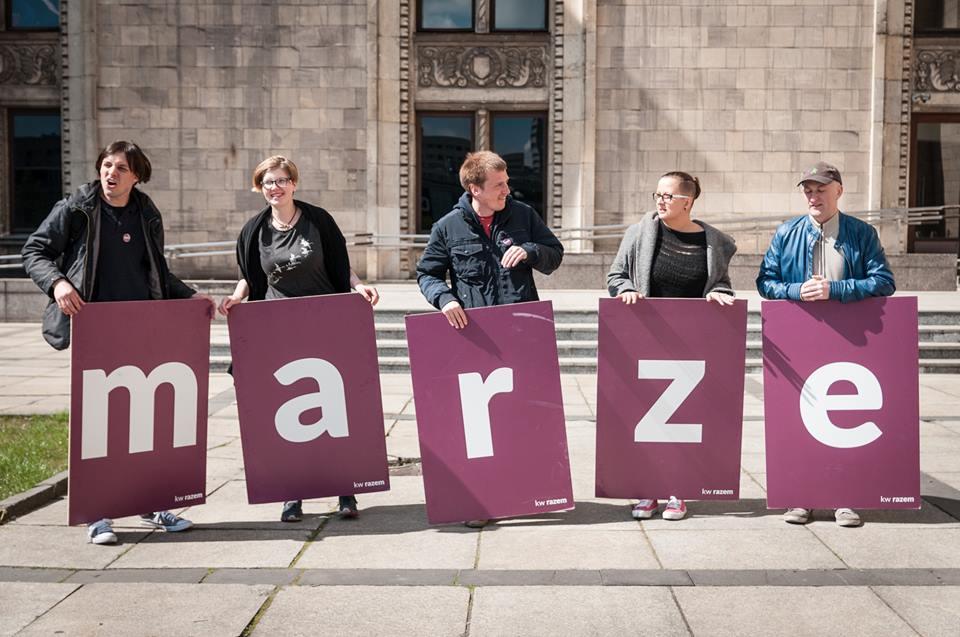Partia Razem zabiega o refundowanie zabiegów in vitro w Warszawie.