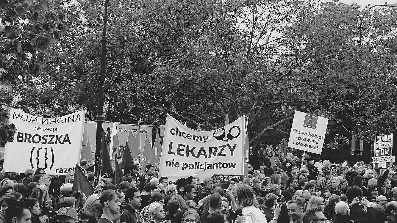 niepłodność protesty