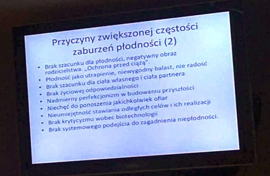 Fot. zdjęcie prezentacji prof. Chazana / arch. prywatne Nel Kaczmarek i Jakuba Psiuka