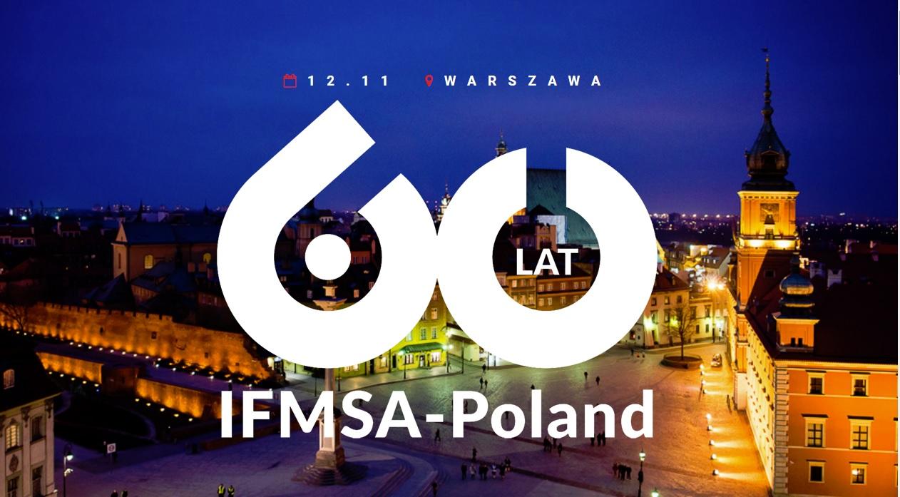 60lecie IFMSA Poland Novotel Warszawa