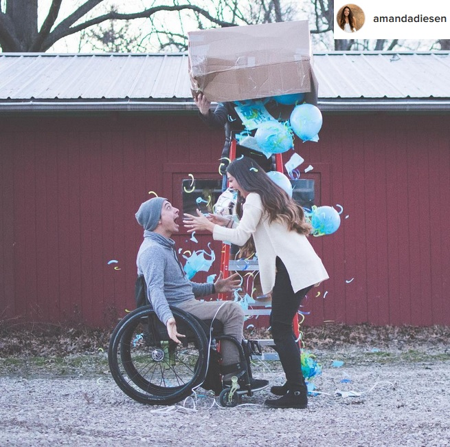 Fot. Instagram Amanda Diesen