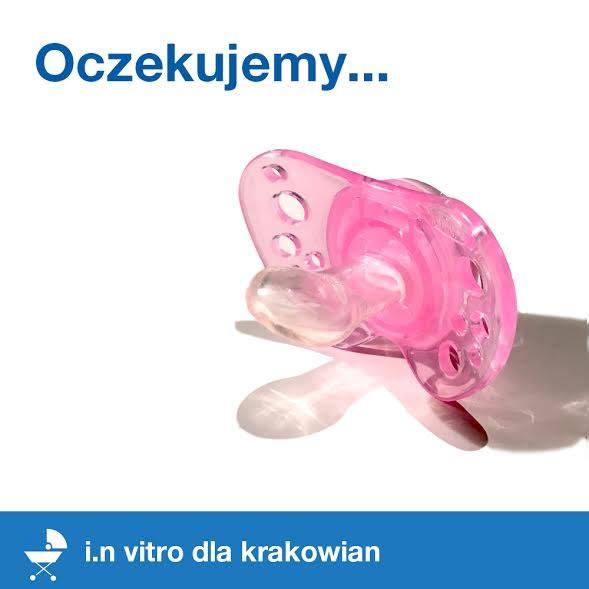 in vitro dla krakowian