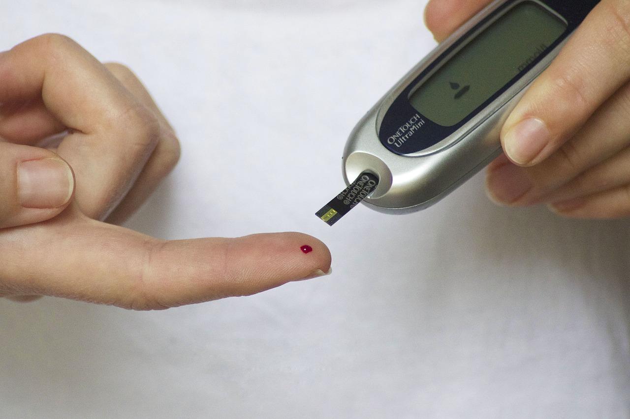 PCO Sa cukrzyca