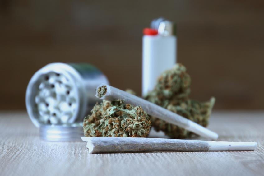 Palenie marihuany ma wpływ na jakość nasienia!