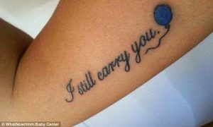 Tatuaż Upamiętniający Poronienie Czy Aniołkowa Bronsoletka