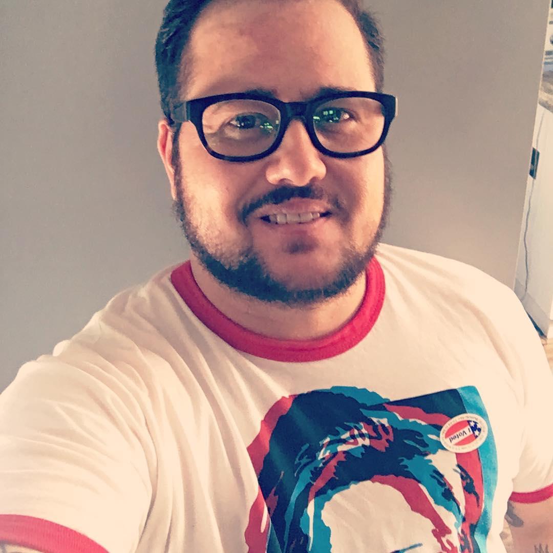 Chaz Bono fot. Instagram - @therealchazbono
