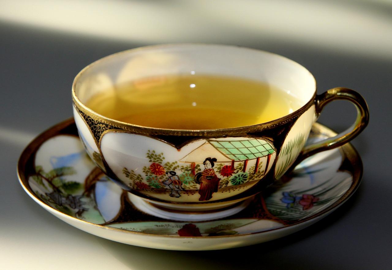 wpływ zielonej herbaty na płodność