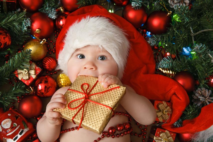 Dziecko na świątecznej liście marzeń