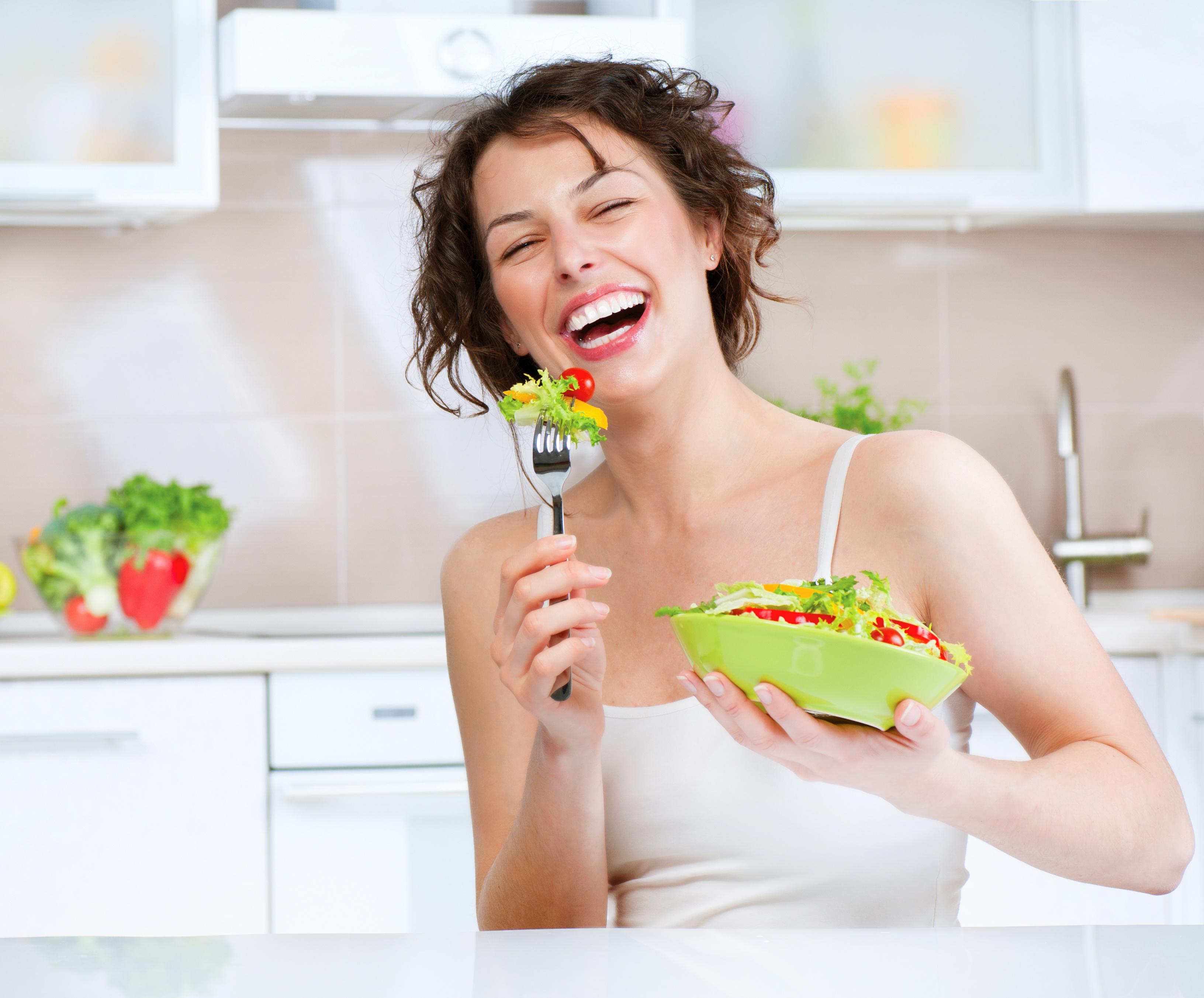 co jeść przed owulacją?