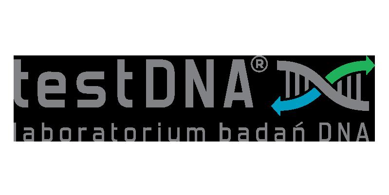 Logo testDNA.pl