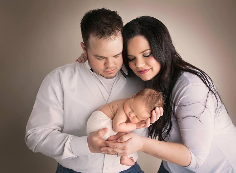 Urodziła dziecko swojemu synowi