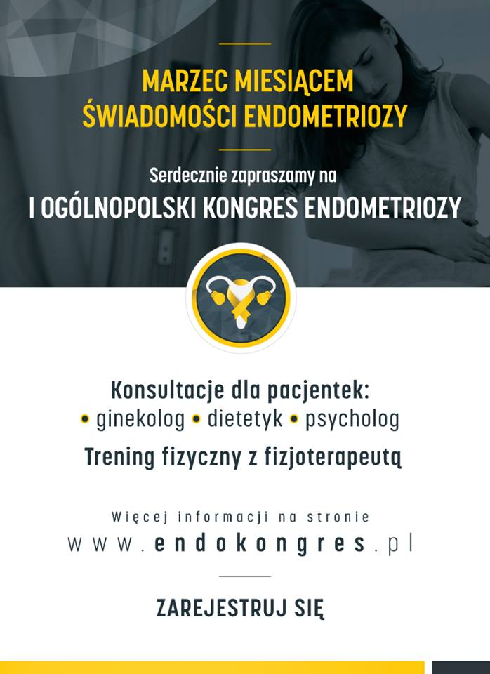 I Ogólnopolski Kongres Endometriozy