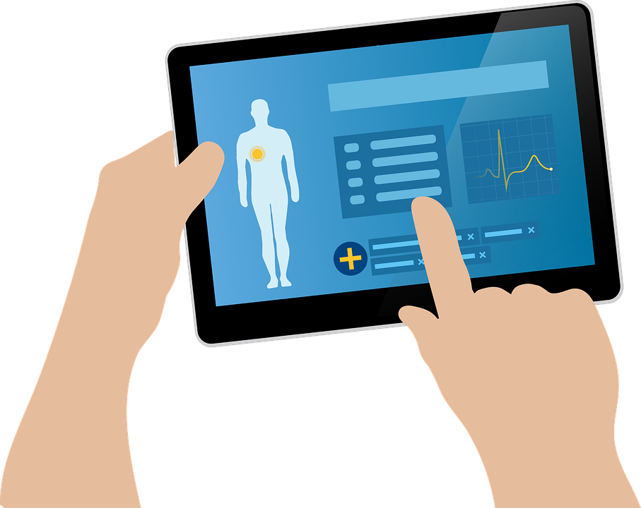Grafika: system elektronicznej dokumentacji medycznej /Ilustracja do tekstu: Klauzula sumienia w Medicover / Endometrioza a renta