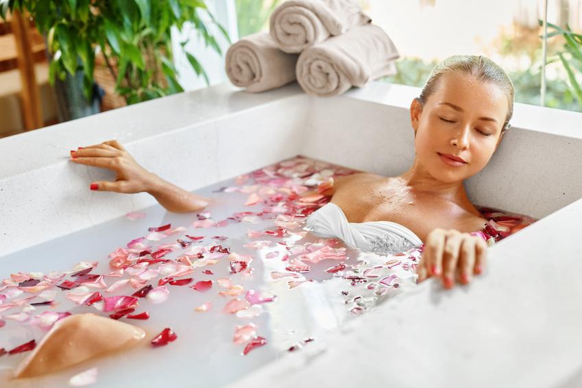 PCOS i gorące kąpiele