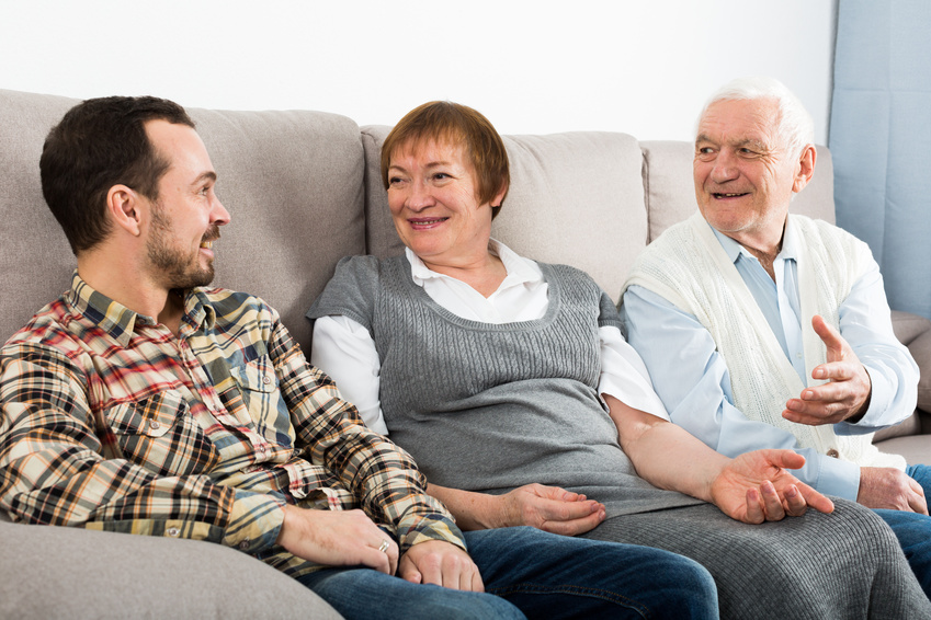 Małżeństwo z Włoch adoptowało dorosłego mężczyznę