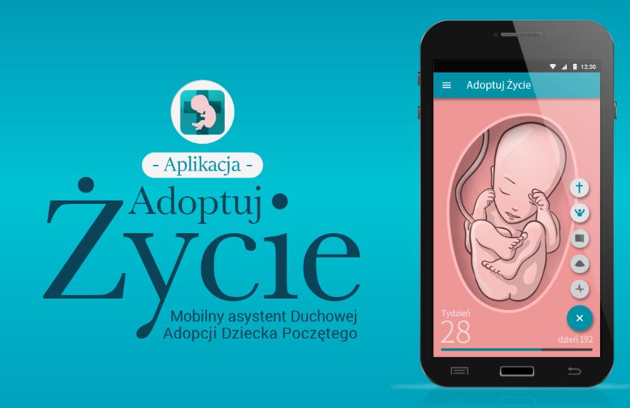 Aplikacja Adoptuj Życie