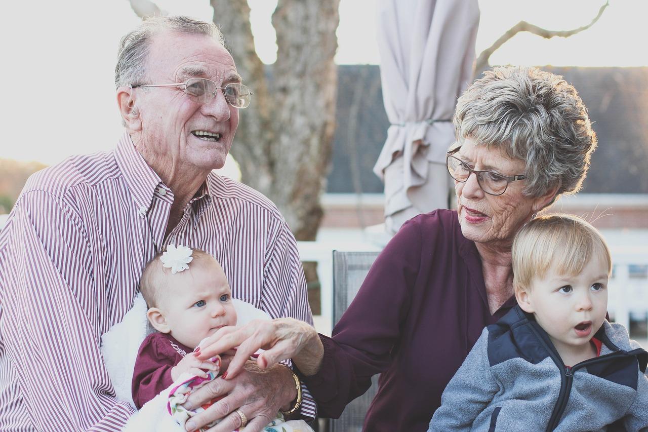 najstarsi ojcowie na świecie