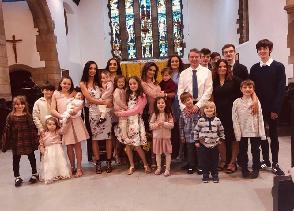 największa rodzina w Wielkiej Brytanii