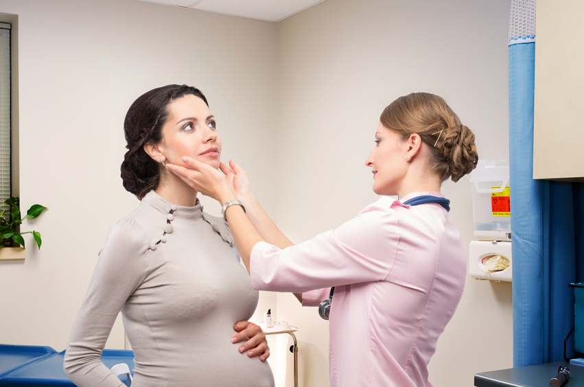 Tarczyca a zajście w ciążę
