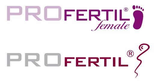 Logotypy: Profertil, Profertil Female