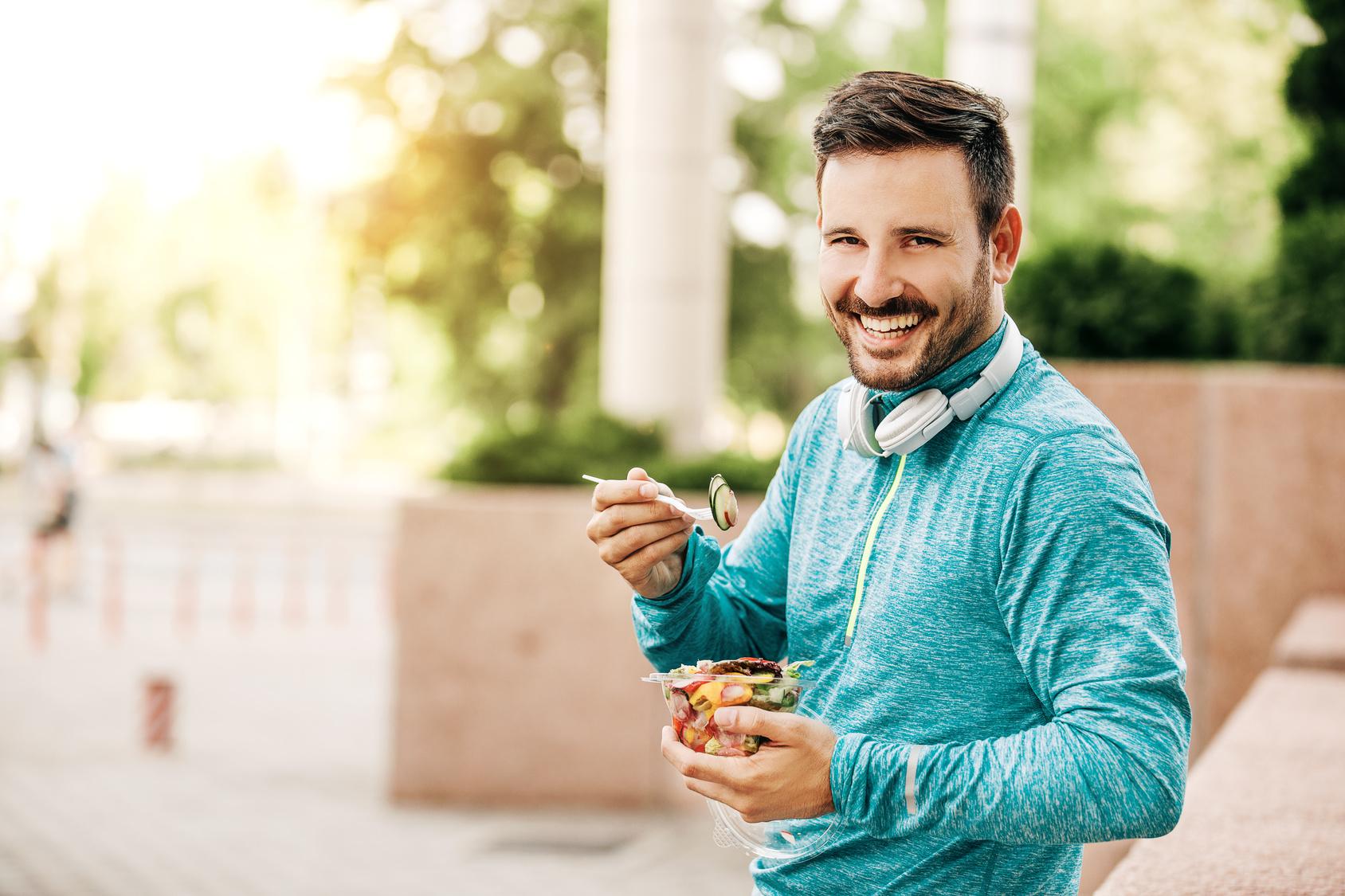 dieta na męską płodność