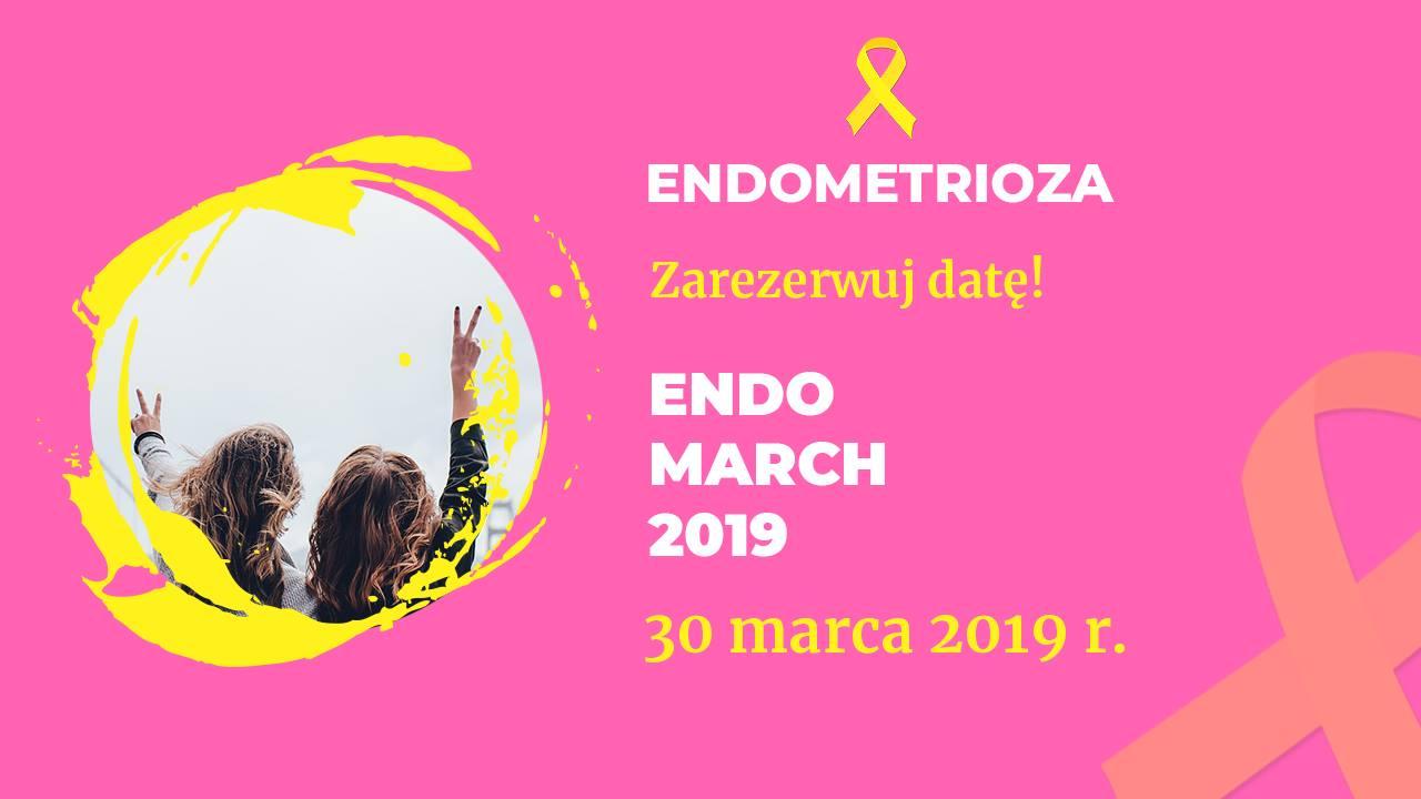 Pierwszy EndoMarsz w Polsce - kobiety chore na endometriozę wyjdą na ulicę