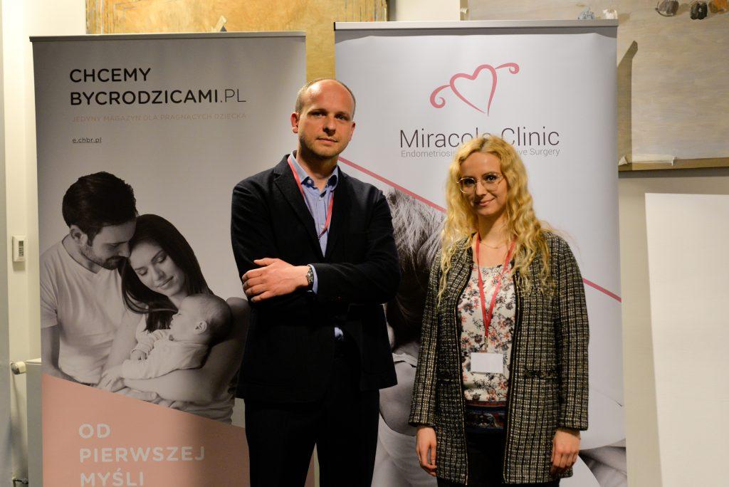 Pierwsze spotkanie poświęcone endmetriozie Miracolo Clinic