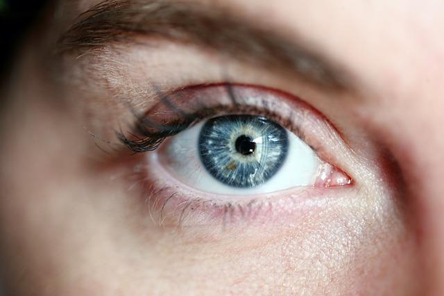 wzrok ciąża oczy