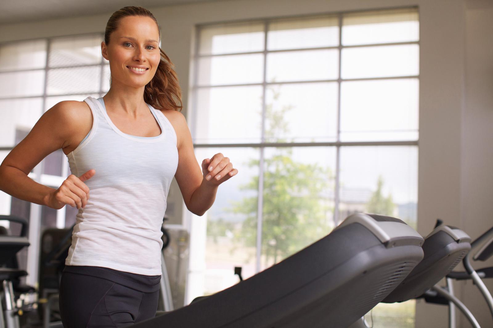 Ćwiczenia na bieżni zmniejszają ból menstruacyjny