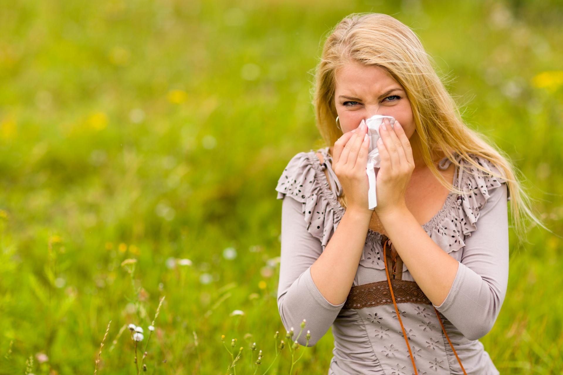 czy alergia utrudnia zajście w ciążę