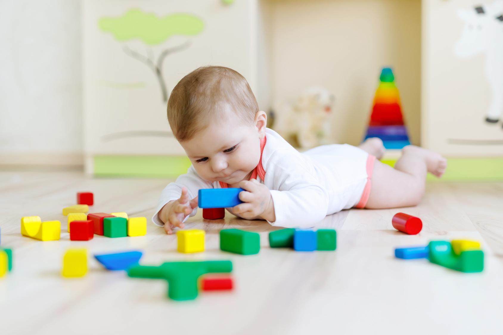 IV miesiąc życia dziecka