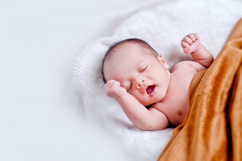 czkawka u niemowląt