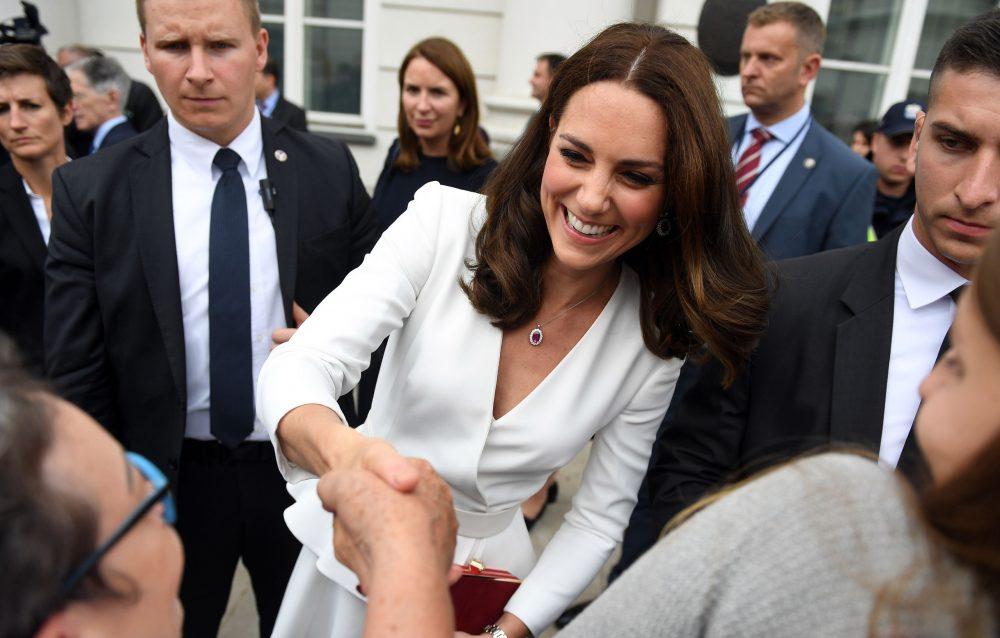Kate Middleton o ciąży i hipnoporodzie