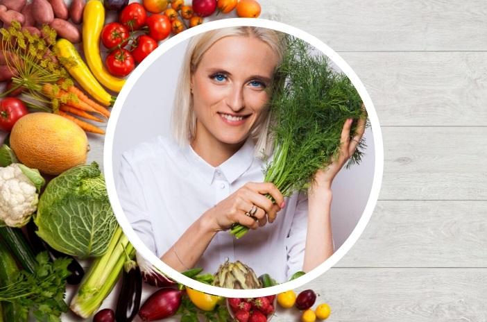 Dr Hanna Stolińska - żywieniowe mity