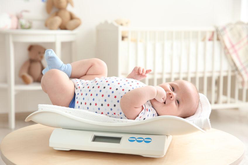 masa ciała noworodka
