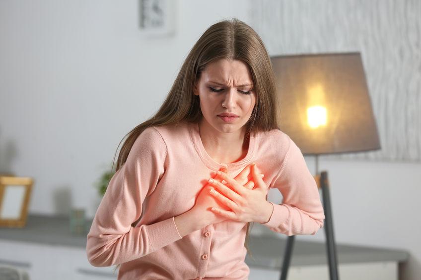 PCOS a choroby serca