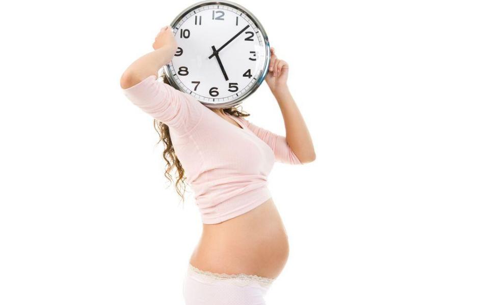 późna ciąża