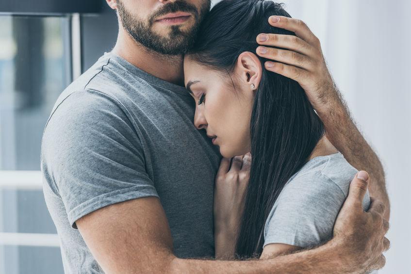 poronienia a zapach mężczyzny