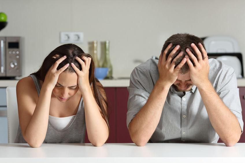 stres a niepłodność