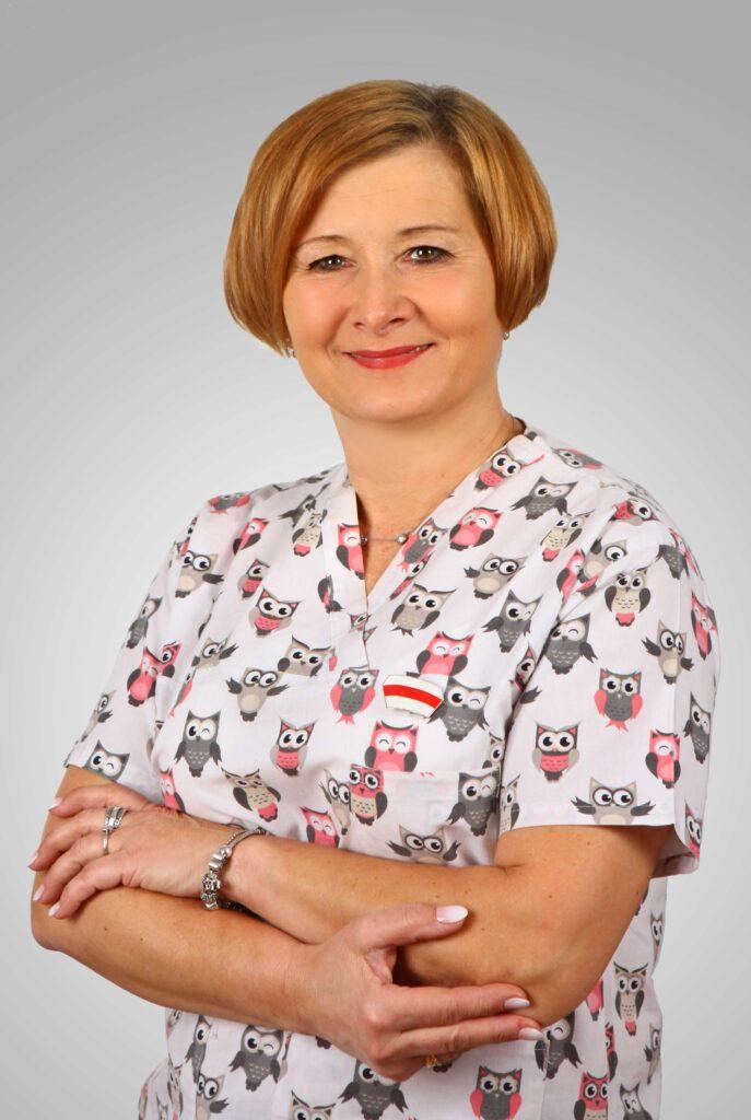 Janina Frączek_laureatka 6. edycji położna na medal