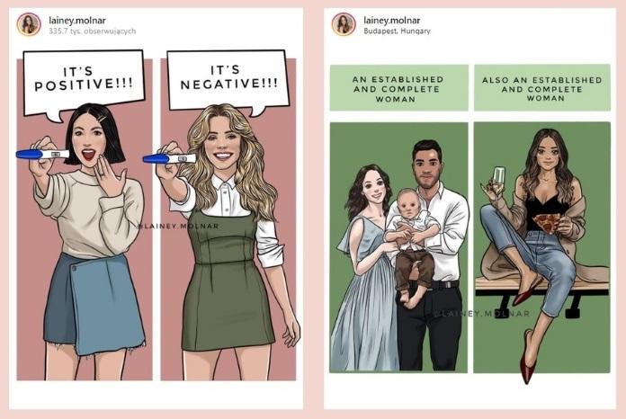 grafiki Lainey.molnar Instagram