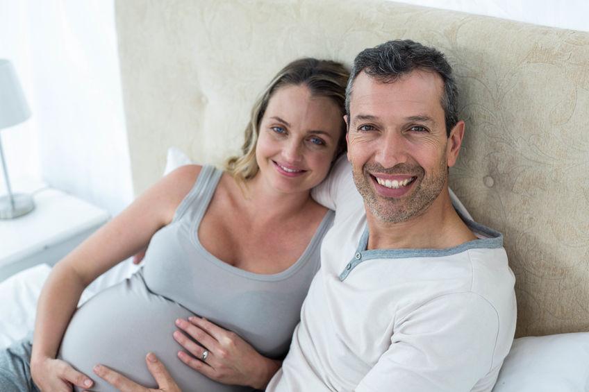 wiek a ciąża starania po 35-40 roku życia