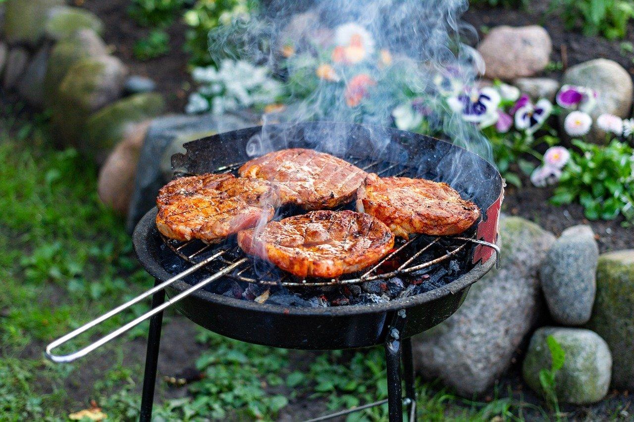 grill w ciąży lub karmienia piersią