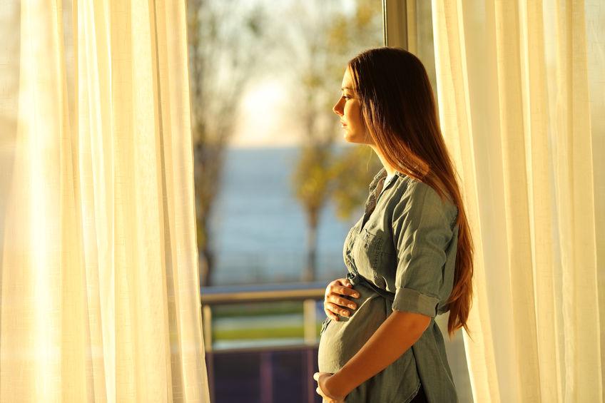 lęk w ciąży